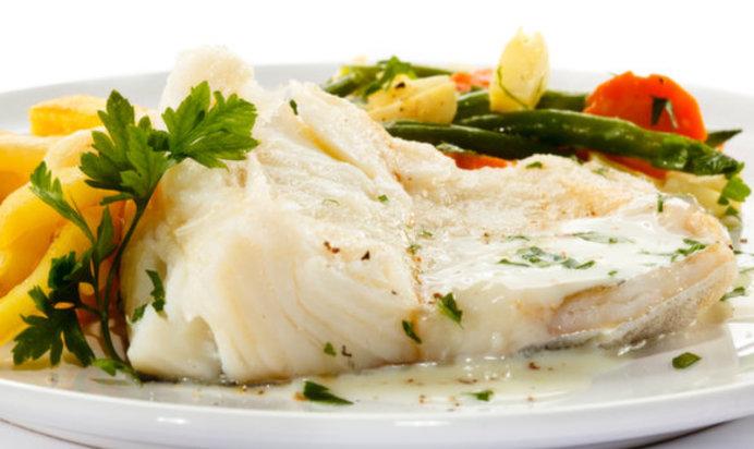 Рецепты из рыбы с фото треска