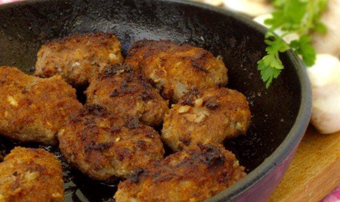 Рецепт быстрых мясных котлет