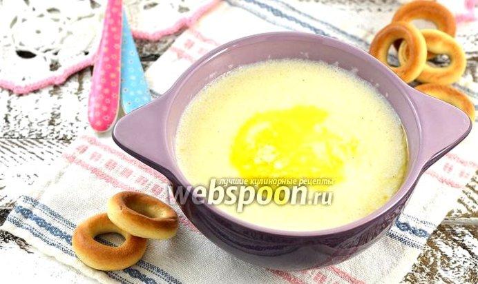 Рецепт из манной каши рецепт с пошагово