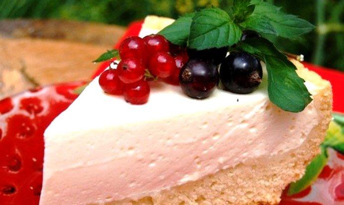 диетический торт рецепт с фото пошагово