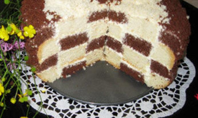 Рецепты легких тортов с фото пошагово в домашних условиях