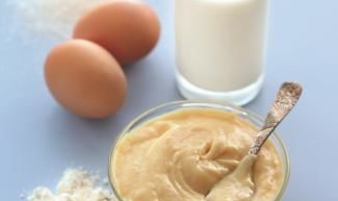 Легкий заварной крем рецепт пошагово