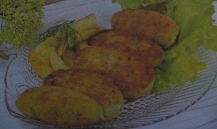 Котлеты из судака рецепт с фото пошагово