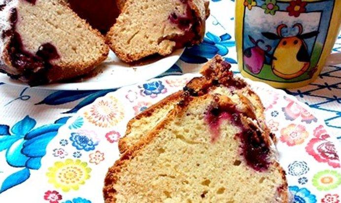 Рецепты вишневого кекса