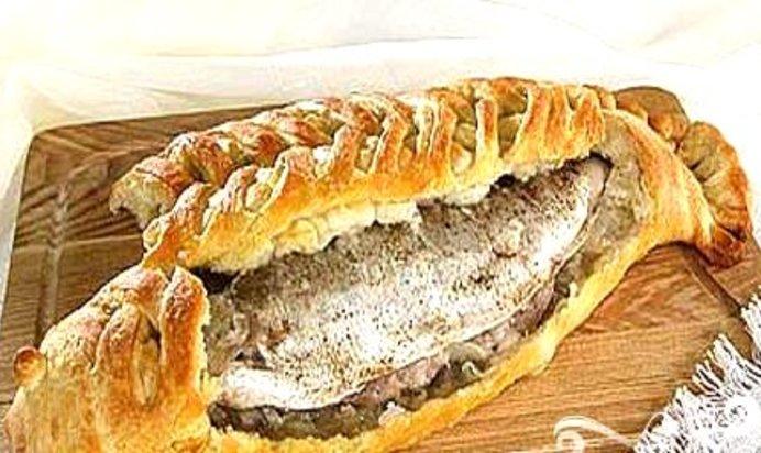пирог с карасями рецепт с фото