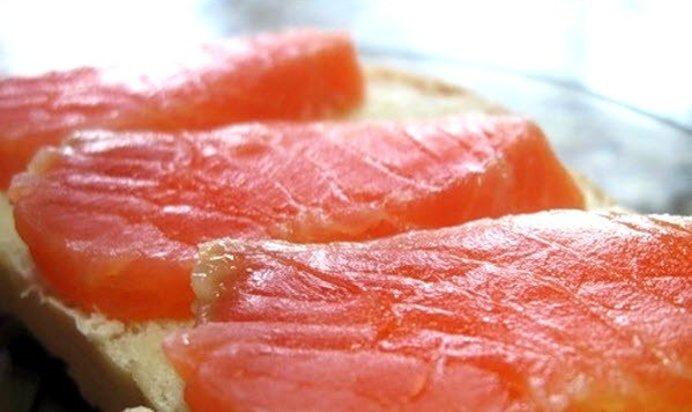 Рецепт для приготовления горбуши красной