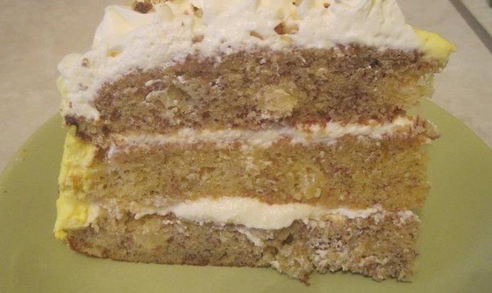 Рецепты больших тортов пошагово в домашних условиях