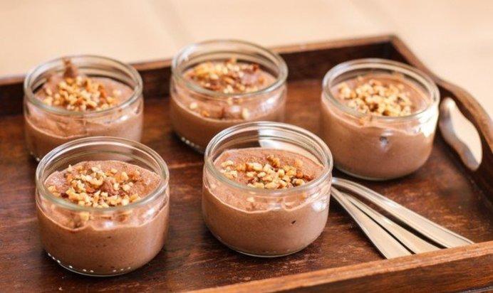 десерты муссы рецепты с фото
