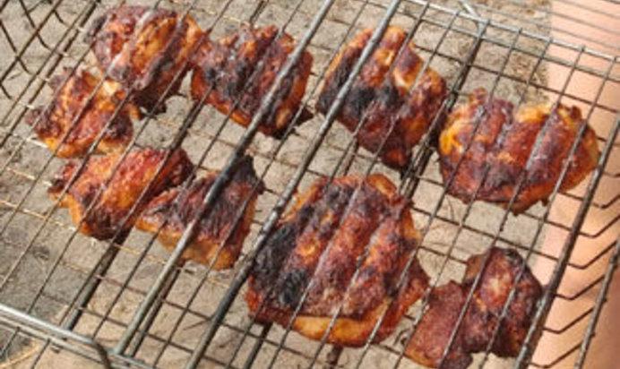 Рецепты шашлыка из свинины в соевом маринаде