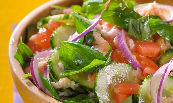 Рецепт итальянского салата с фото
