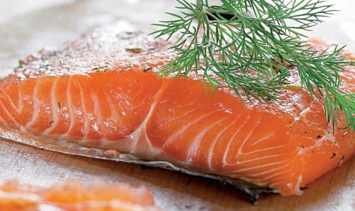 солим лосось рецепт с фото