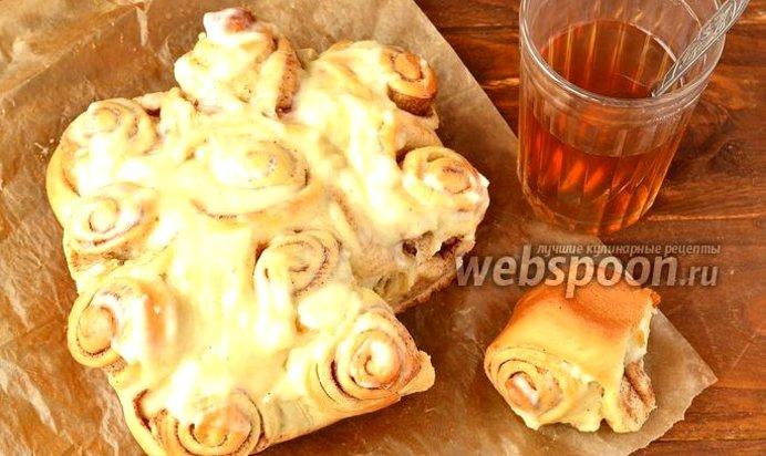 булочки синабон рецепт с фото пошагово