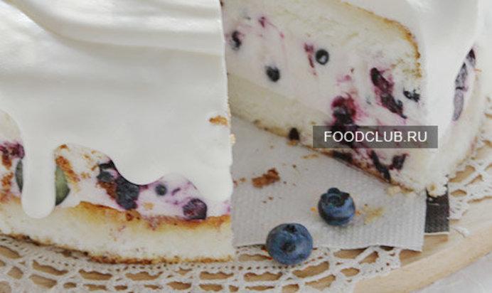 Ягодное суфле для торта рецепт пошагово