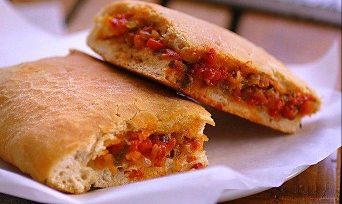 Пирог с помидорами рецепт с фото пошагово