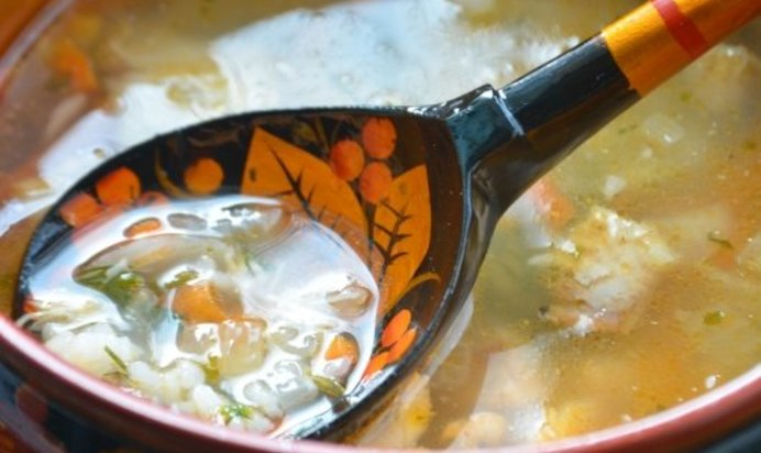 Рыбный суп с молоком рецепт
