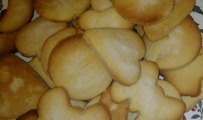 Печенье домашние в форме рецепт с пошагово