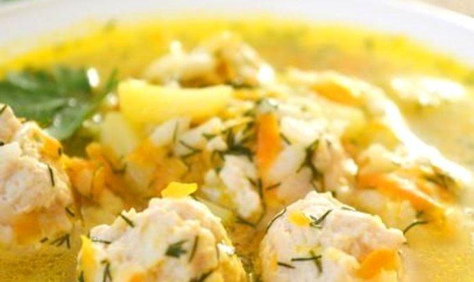 Как приготовить фрикадельки для супа пошагово с