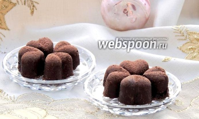 Конфеты вишня в шоколаде рецепт пошагово