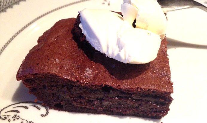 Шоколадный кекс в домашних условиях рецепт