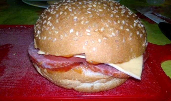 приготовить гамбургер дома рецепт с фото