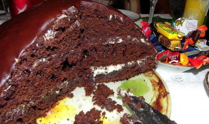 Рецепты тортов из кефира в домашних условиях с фото