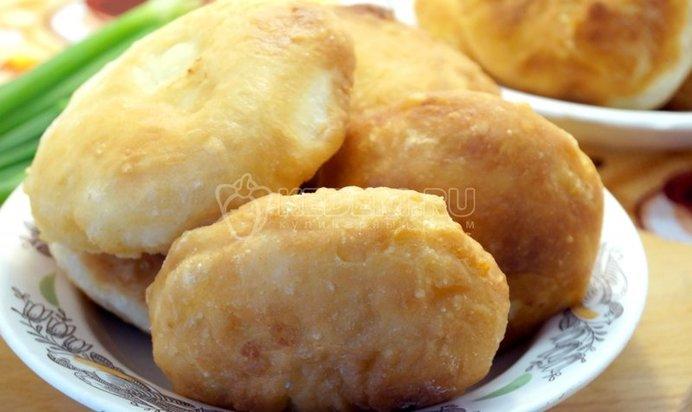 Пирожки с картошкой рецепты пошагово