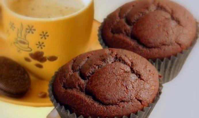 Шоколадные маффины в домашних условиях рецепт с пошагово