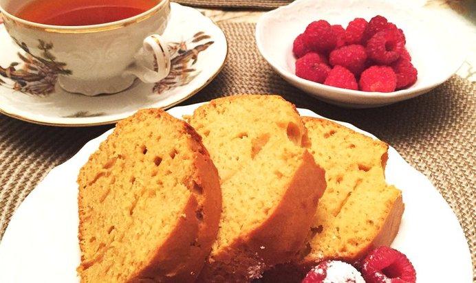 Рецепт кекса со сметаной пошагово