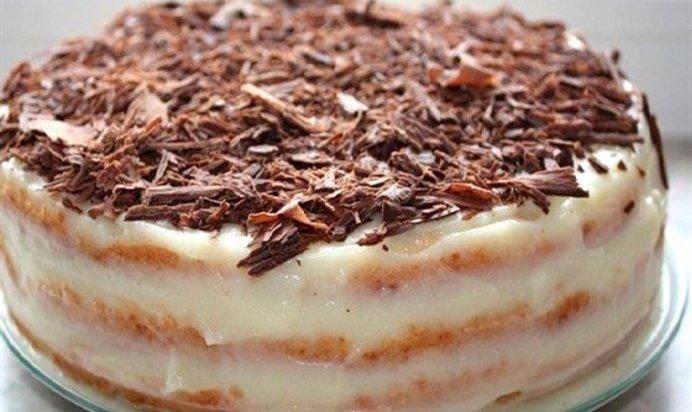 Рецепт простых быстрых тортов