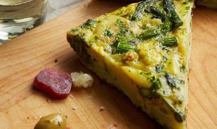 Тортилья по испански рецепт с фото