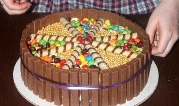 Красивый и вкусный торт своими руками пошаговый рецепт