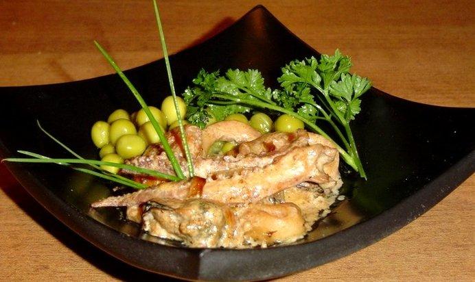 Рецепты морской коктейль пошагово с