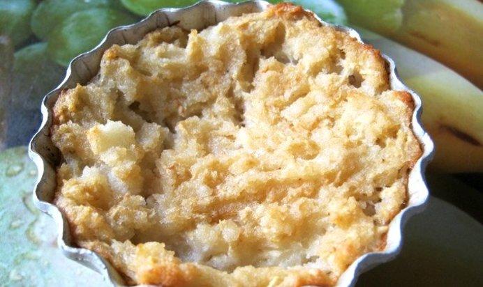 Яблочный пудинг рецепт пошагово