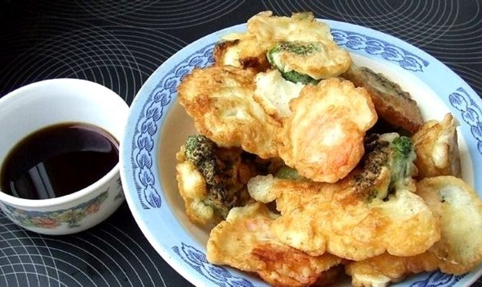 Брокколи в кляре рецепт с фото пошагово