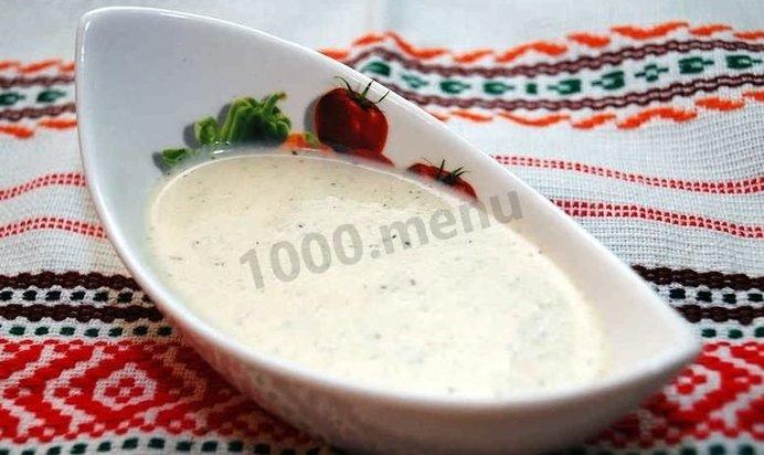 Соусы сливочные рецепты в домашних условиях