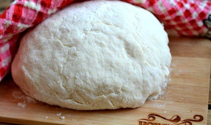 Как сделать бездрожжевое тесто и рецепты с фото 59