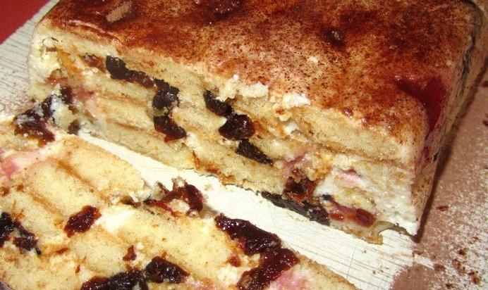 Рецепты выпечки тортов без выпечки в домашних условиях с пошагово простые