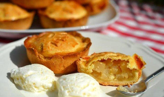 Пирожки с грушей рецепты с фото