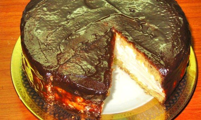 Торт три молока пошаговый рецепт в духовке