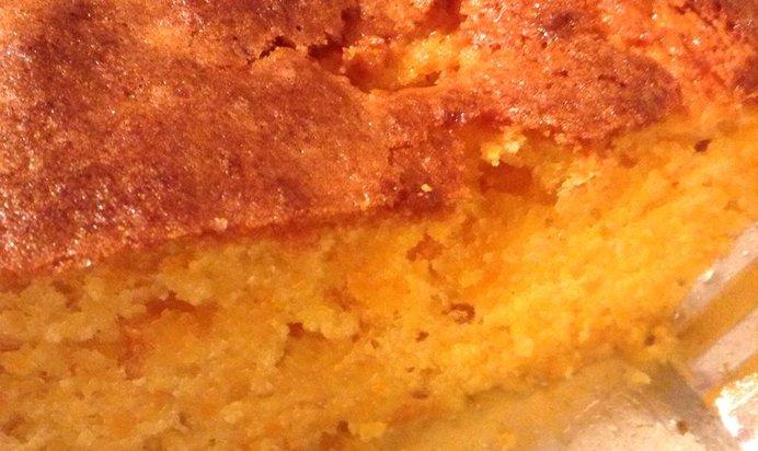 Бисквит морковный рецепт