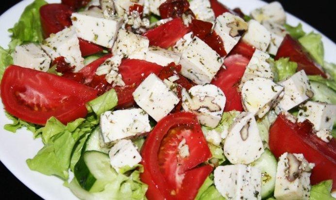 Рецепты салата сыр с фото