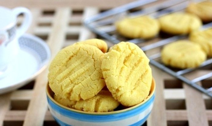 Песочное печенье рецепты быстрое без яиц