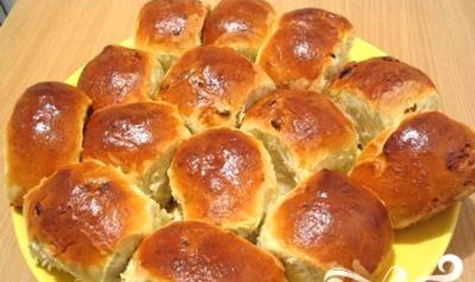 Пирожки с изюмом рецепт с фото