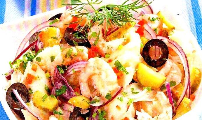 Салат милана рецепт с фото