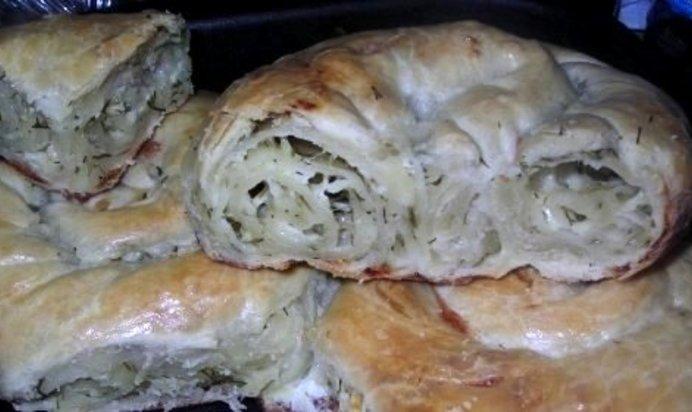 Рецепты с брынзой горячие блюда