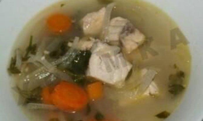 Уха из сазана рецепт с фото пошагово