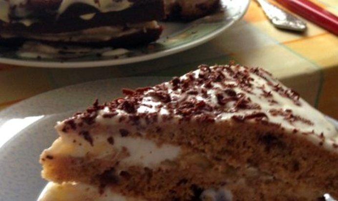 Торт дамский каприз фото и описание