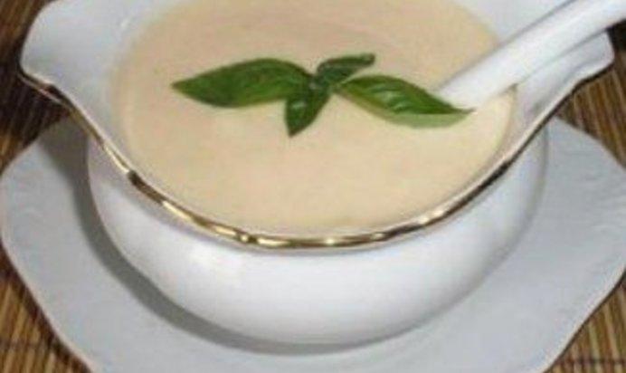 Грибной соус с молоком рецепт пошагово