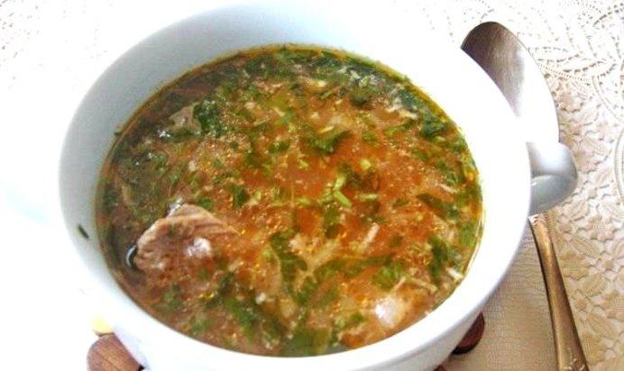 Харчо классический рецепт с фото пошагово