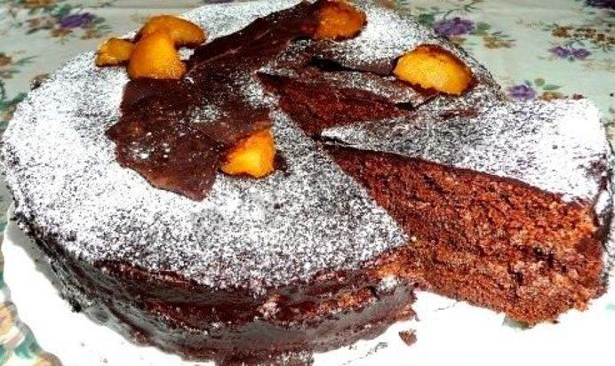 Торт домашний шоколадный рецепт с пошагово